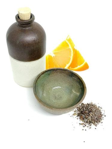 jícara para mezcal cerámica contemporánea alta temperatura