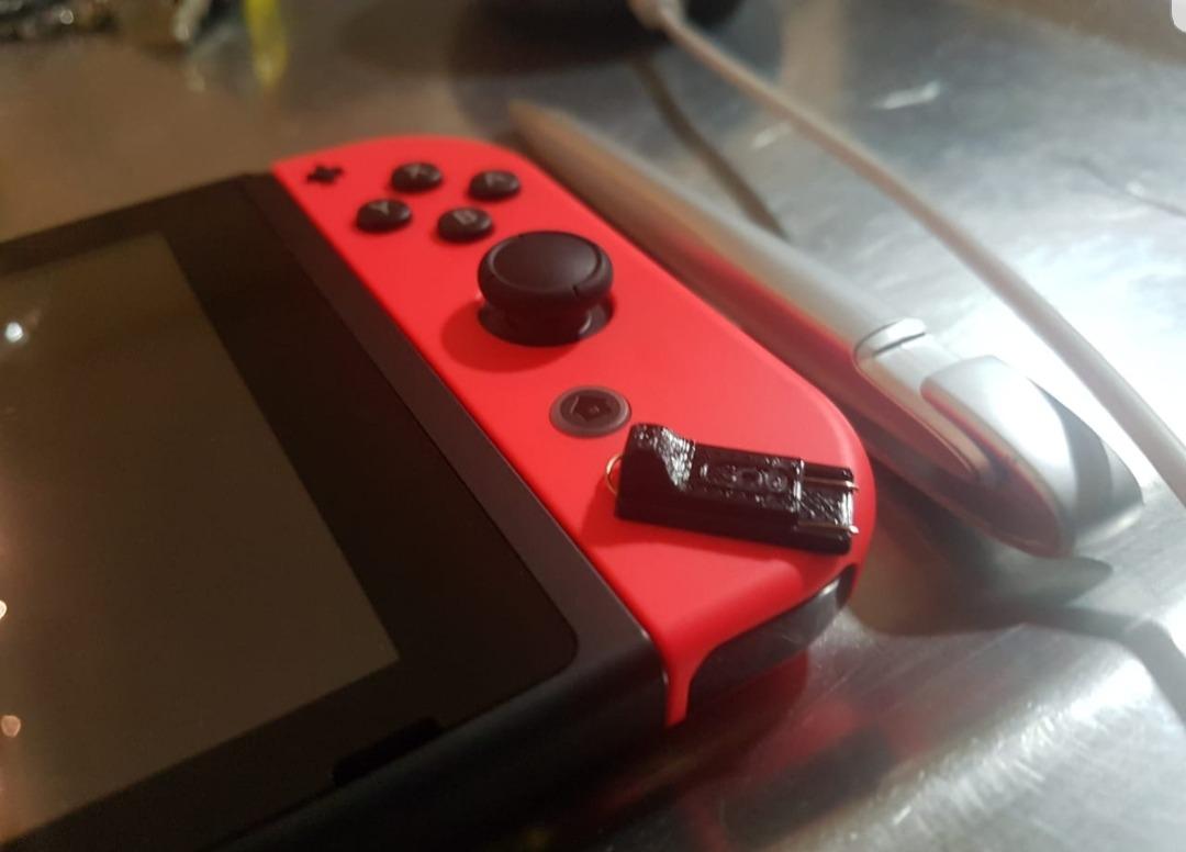Jig Rcm Loader Nintendo Switch Hack Nsp Atmosphere Mario