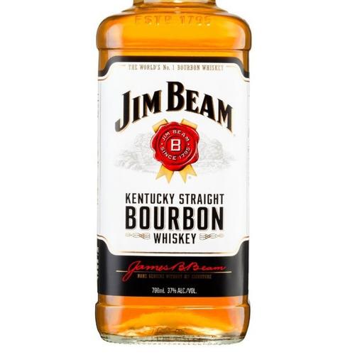 jim beam - bourbon  x 750 !