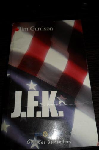 jim garrison j.f. k. usado