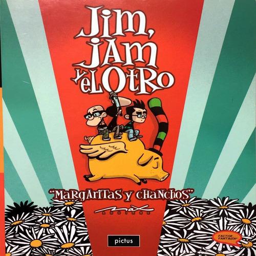 jim jam y el otro - humor - cine - cinefilos - max aguirre