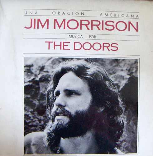 jim morrison ,  the doors, lp12´,