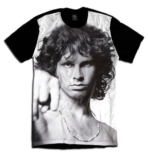 jim morrison the doors rock banda camiseta personalizada