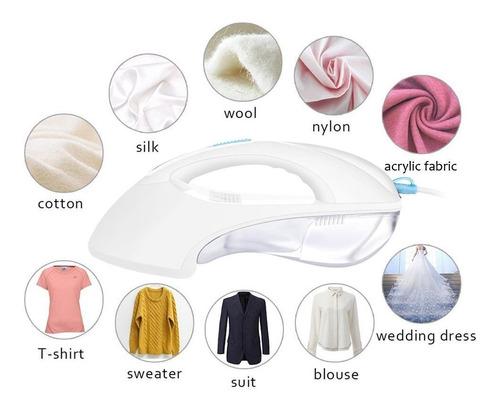 jimall tela garment steamer calentamiento rápido portable