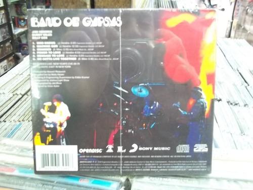 jimi hendrix band of gypsys cd original novo lacrado fret 12