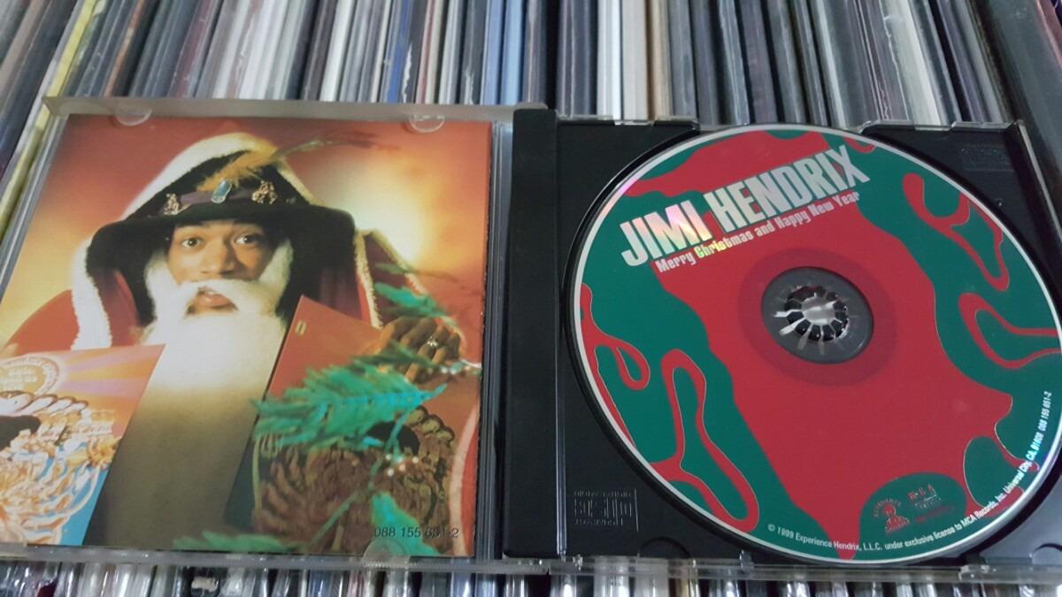 Jimi Hendrix Merry Christmas And Happy New Year Cd Ep - $ 599,99 en ...