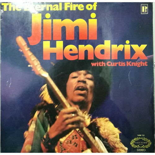 jimi hendrix the eternal idol with curtis knight vinilo usa