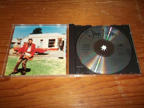 jimi hendrix - the ultimate experience cd imp ed 1992 mdisk