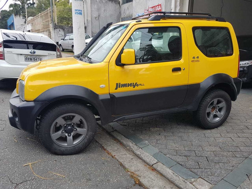 jimmy 4x4 mecanico