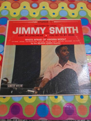 jimmy smith lp guest star. importado usa.