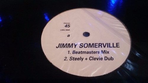 jimmy somerville hurt so good vinilo maxi promo uk raro