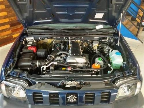jimny 1.3 4all 4x4 16v gasolina 2p manual 2020