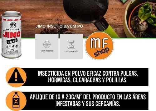 jimo insecticida en polvo cucarachas hormigas veneno mf shop