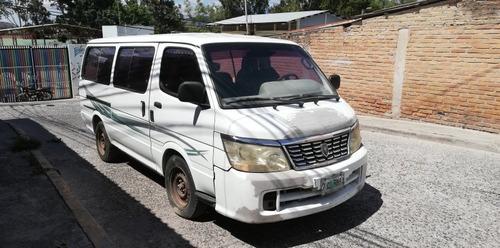 jin bei minibus 15 pasajeros
