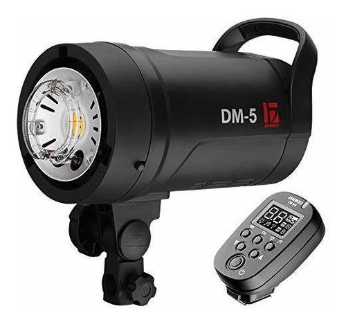 jinbei dm5 500ws gn72 24g luz de estudio de luz estroboscopi