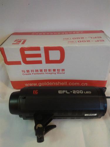 jinbei ef-200 led