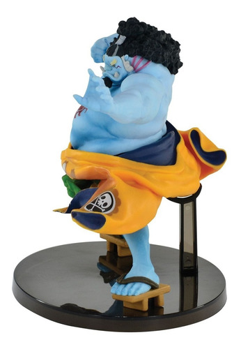 jinbei - figure one piece world colosseum2 vol 4