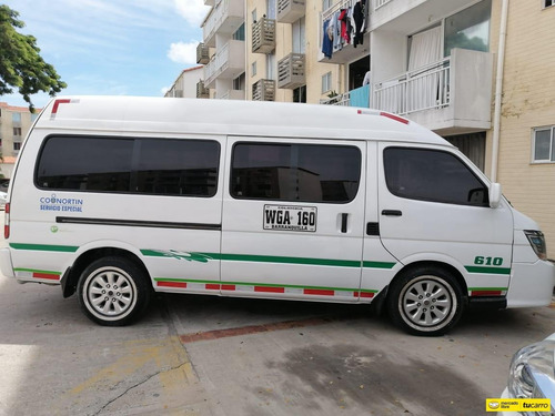 jinbei microbus sy6480j3db