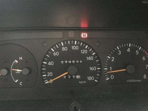 jinbei topic 2.0 passageiro 16v gasolina 3p manual 2010/2011