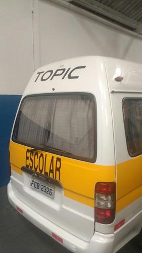 jinbei topic escolar 2.0 16v l 4p 2012