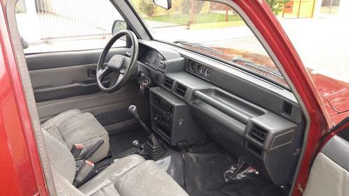 jipe jeep daihatsu feroza sx 1.6 16v