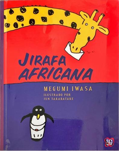 jirafa africana - megumi iwasa