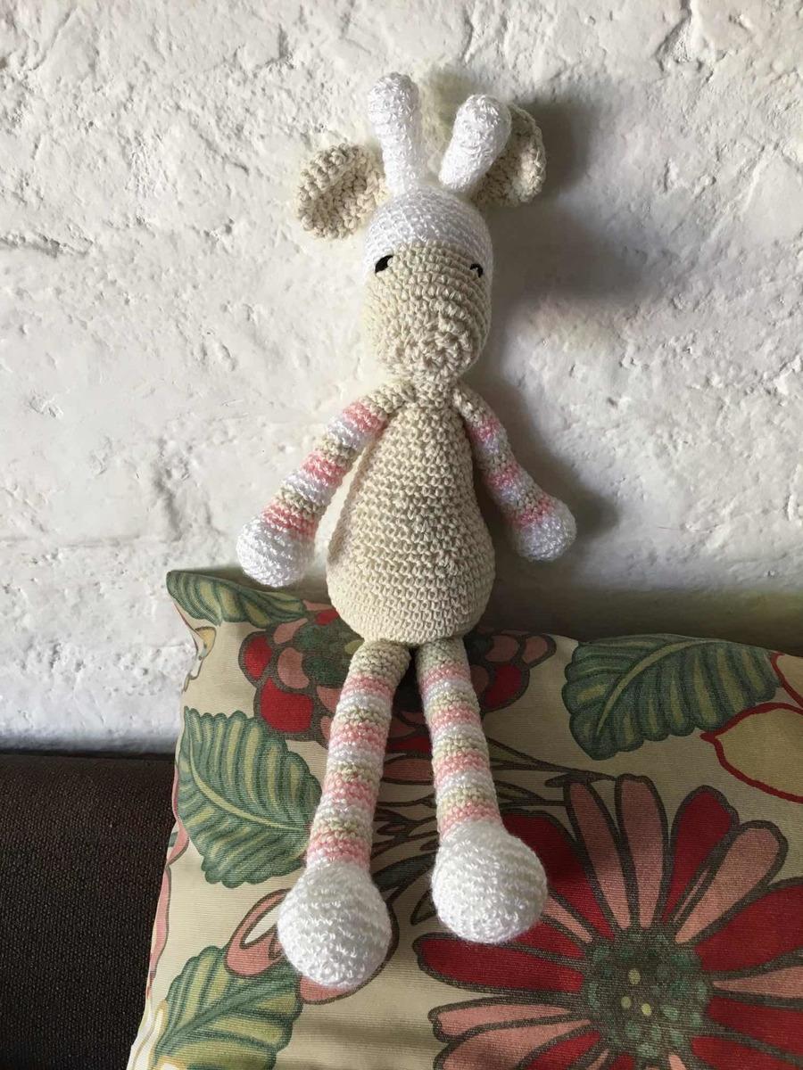 Monty the Giraffe Crochet stuffie CUSTOM COLOR by LoveDincy ... | 1200x900