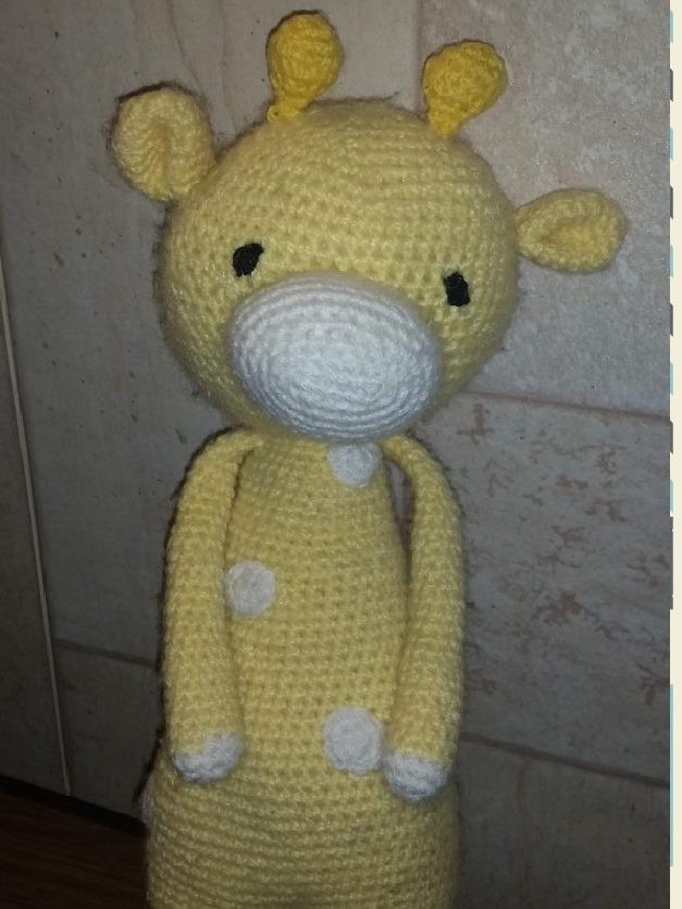 Jirafa Amigurumi Patron gratis! | Crochet baby, Knitted toys ... | 836x627