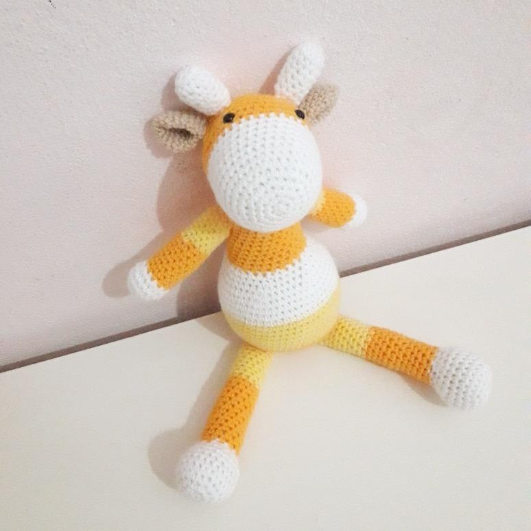 Unicornio Tejido Crochet Amigurumi - $ 240,00 en Mercado Libre en ... | 774x774