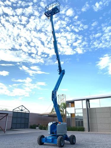 jirafa canastilla elevador articulado genie z45/25 (2000)