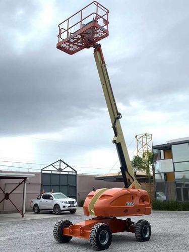jirafa canastilla elevador telescopico jlg 400s (2006)