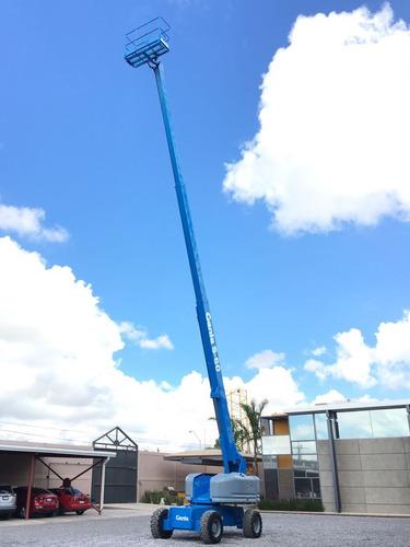jirafa canastilla elevadora boom lift genie s-60 (1999)