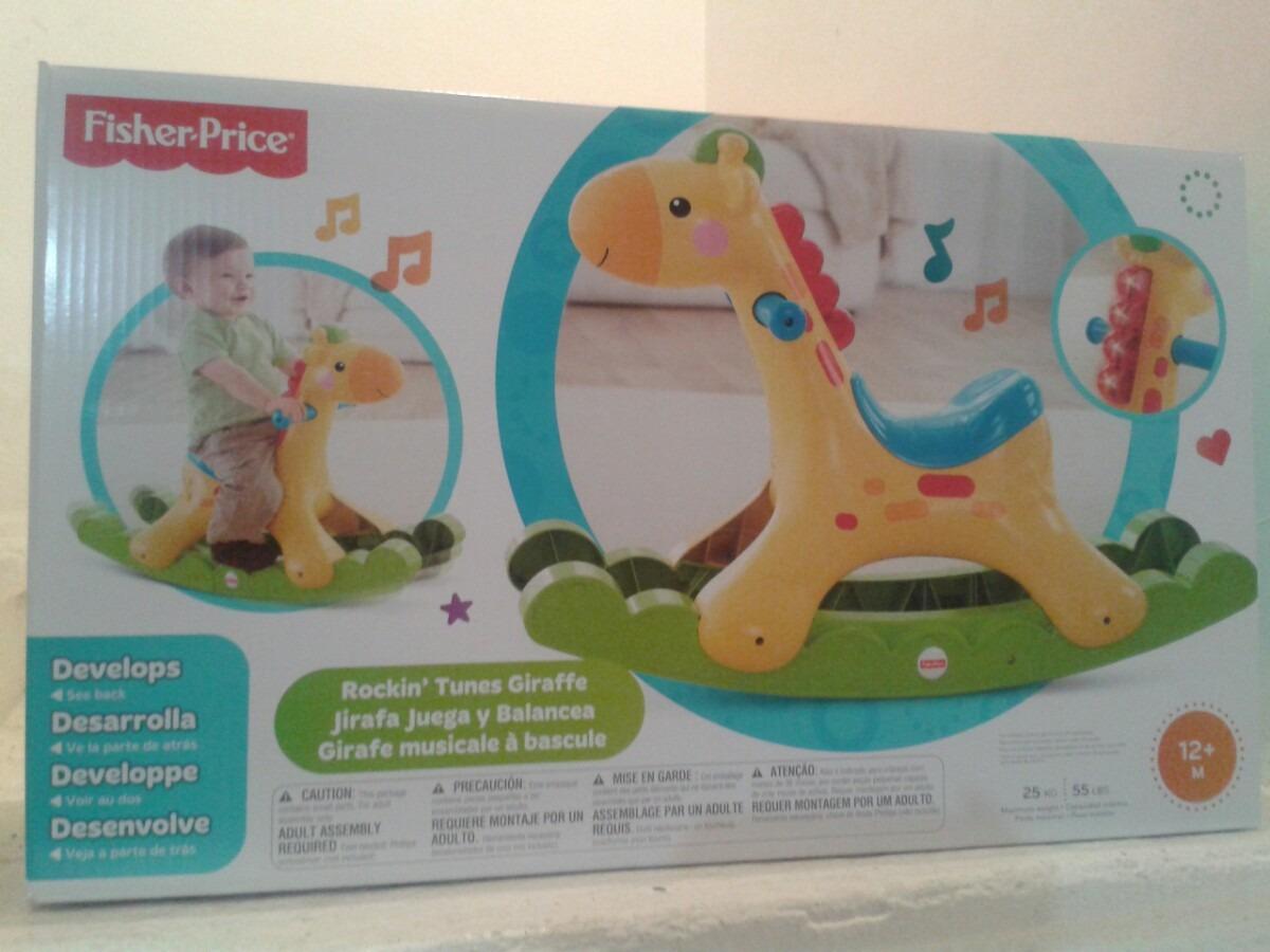 76cdb24d4 Jirafa Juega Y Balancea Fisher Price - $ 830.00 en Mercado Libre