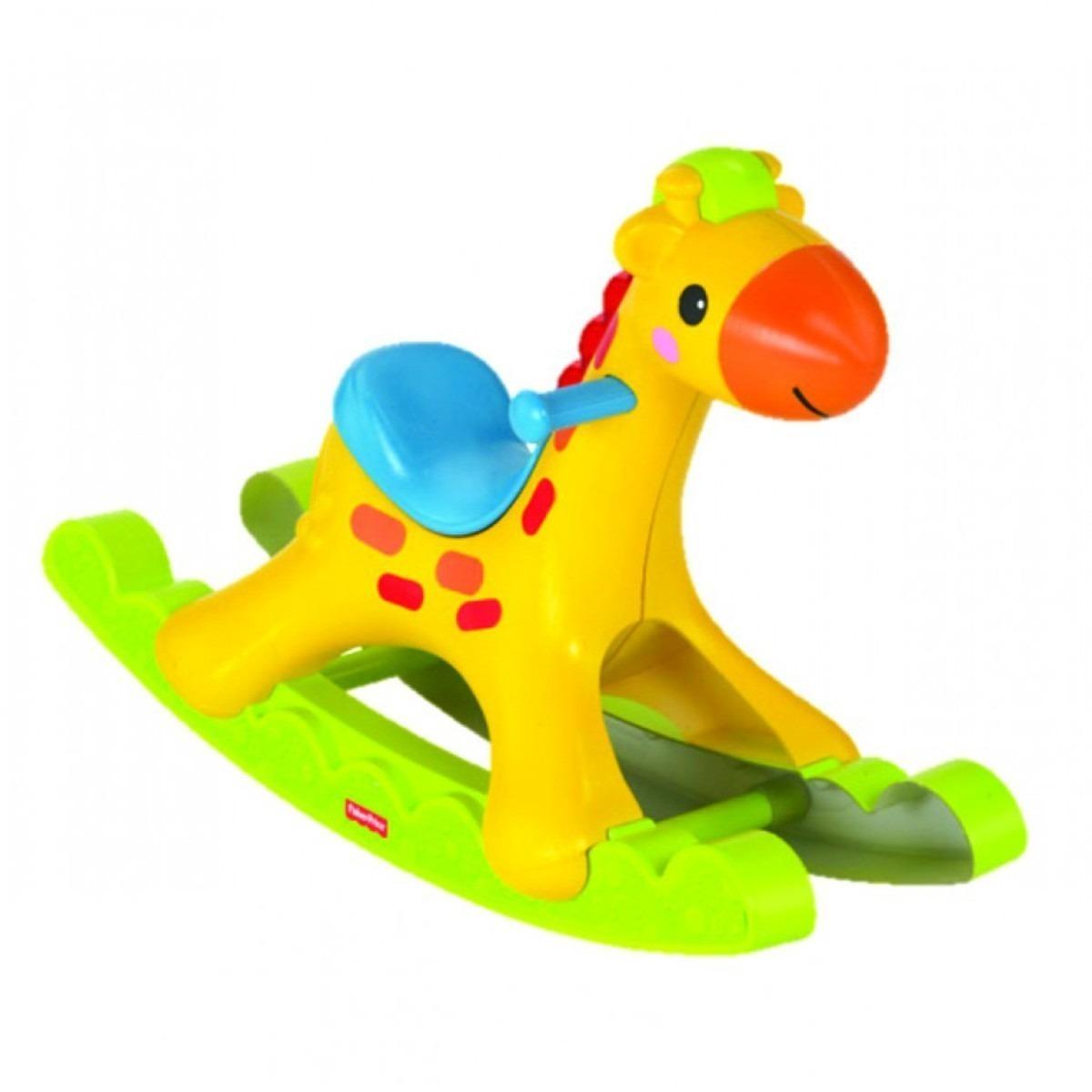 a1d3be90e jirafa juega y balancea fisher price mattel nuevo en su caja. Cargando zoom.