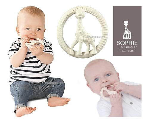 jirafa sofia anillo de denticion sophie la girafe bebe