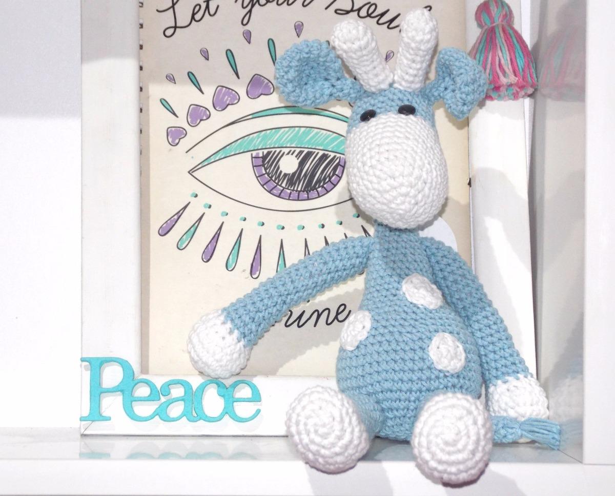 Patrón crochet Jirafa, Amigurumi Jirafa pdf tutorial - DOLORES la ...   968x1200
