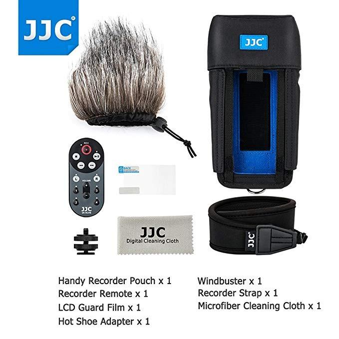 Jjc 7in1 Accessory Kit P/ Handy Portable Grabador Zoom H6 *