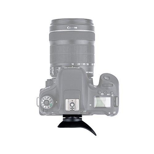 Jjc Grandes Ergonómico Oval ocular Ocular para Canon EOS 6D 5D 80D 77D 70D 60D 50D