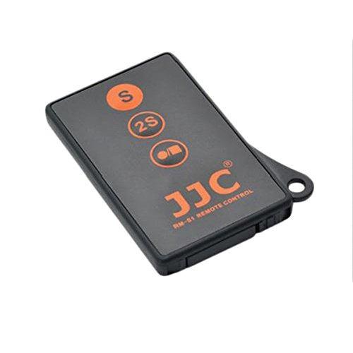 jjc rm-s1 control remoto inalámbrico para sony a6000...