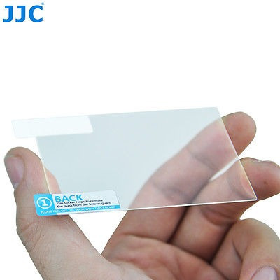 jjc sgp-gm unlta fina óptica cristal lcd protector panasonic