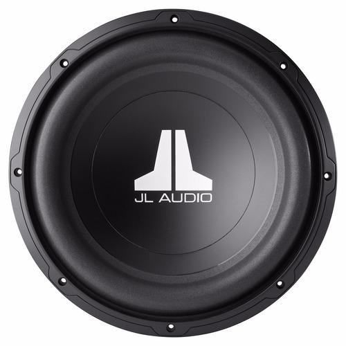 jl audio 12w0 subwoofer de 12 polegadas 300 rms 4 ohms