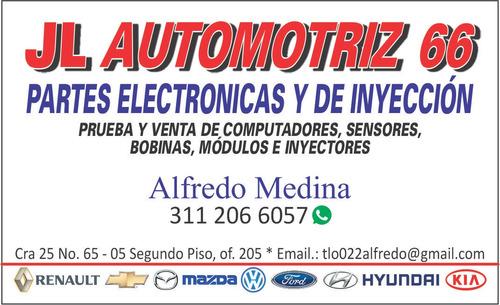 jl  automotriz 66 servicio electronico y fuel injection