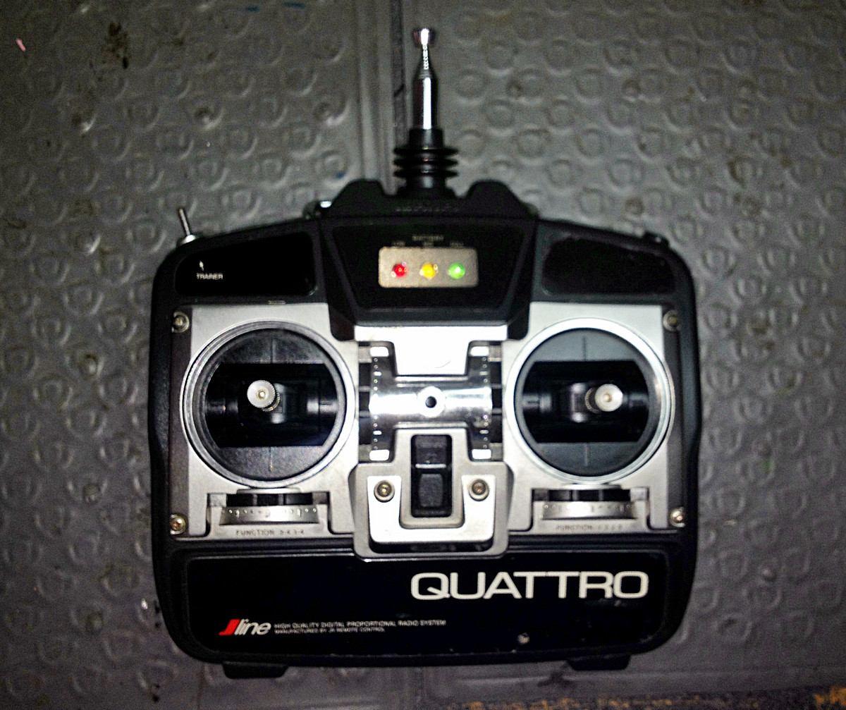 Jline Quattro 4-channel Aircraft Fm Radio System - Bs  150 000,00