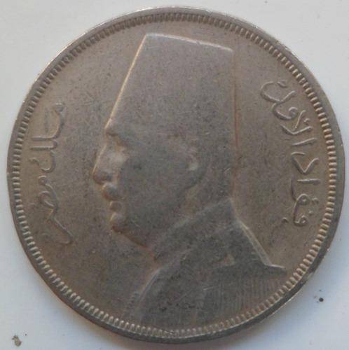 jm* egipto 10 milliemes 1935 - vf