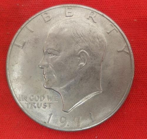 jm* estados unidos dolar 1971 - 40 mm