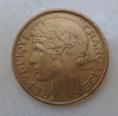jm* francia 50 centimes 1931 - unc