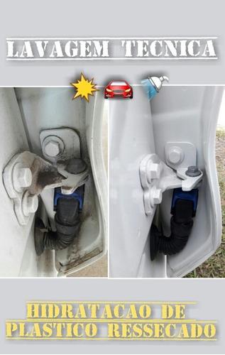 jm - higienização interna automotiva em banco de couro.