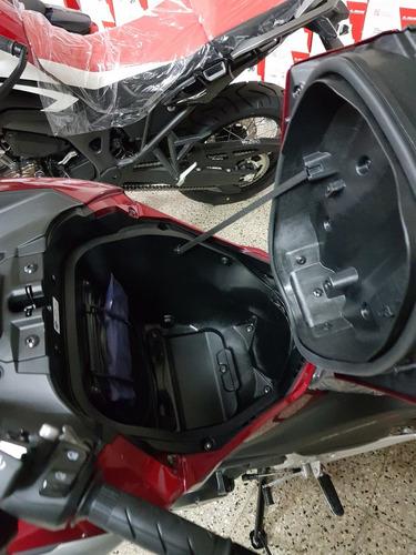 jm honda nc 750 x con abs y control tracción japonesa