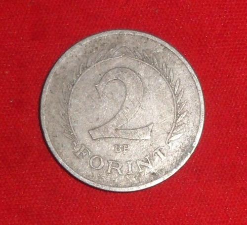 jm* hungria 2 forint 1950 escasa