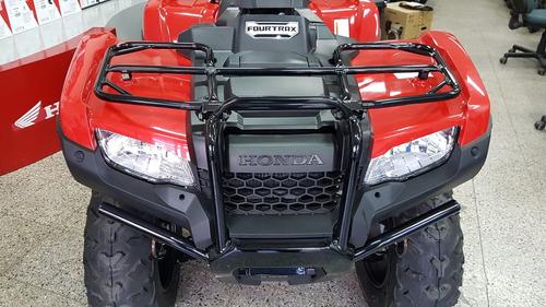 jm-motors cuatriciclo honda trx420 4x4 linea nueva inyection